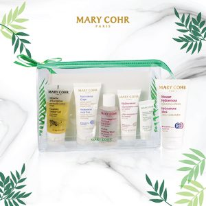 Mary Cohr Home Treatment Box : Exquisite Face & Body Hydration Care